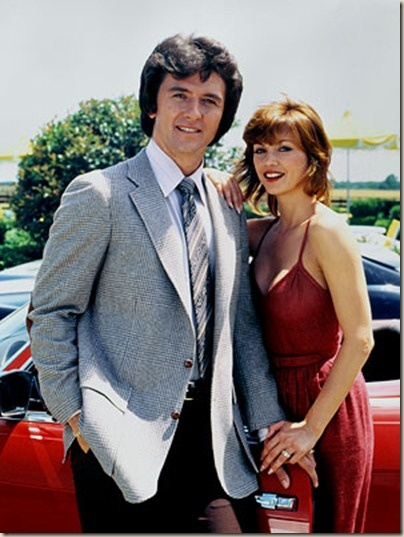 Dallas - Bobby and Pam