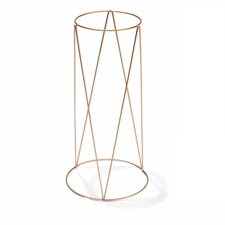 Copper Plant Stand | Kmart
