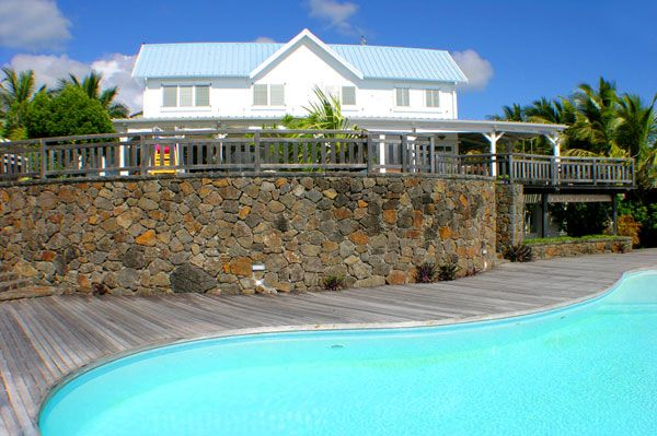 Villa de la Baie | Mauritius Direct