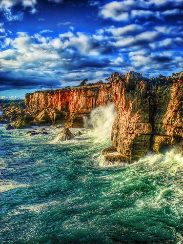 #PInUpLive Boca do Inferno, Portugal >>> absolutely stunning!