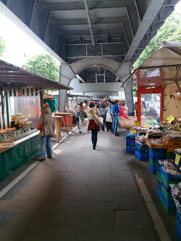 Isemarkt in Hamburg, Hamburg