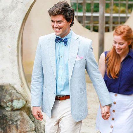 Shop Preppy Men's Blazers & Suits