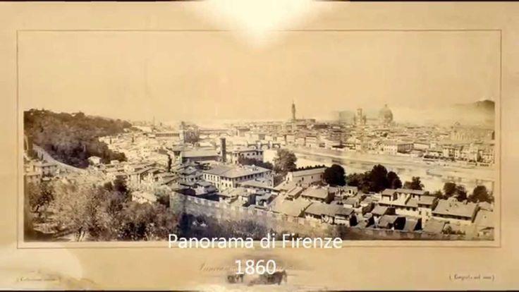 Firenze Capitale  negli Archivi Alinari