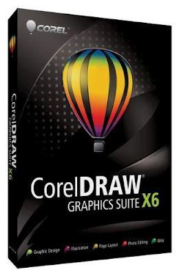 CorelDRAW Graphics Suite X6 v16.4.0.1280 SP4 Español + DVD Retail, Software de Diseño Gráfico Profesional - IntercambiosVirtuales