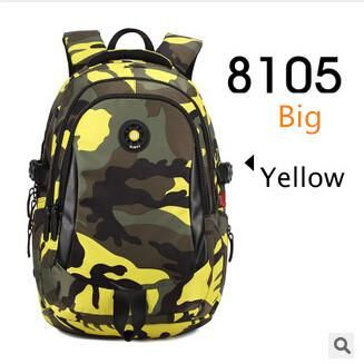 waterproof camouflage backpack boys school backpack children school bags for teenagers girl schoolbag men travel bags for kids