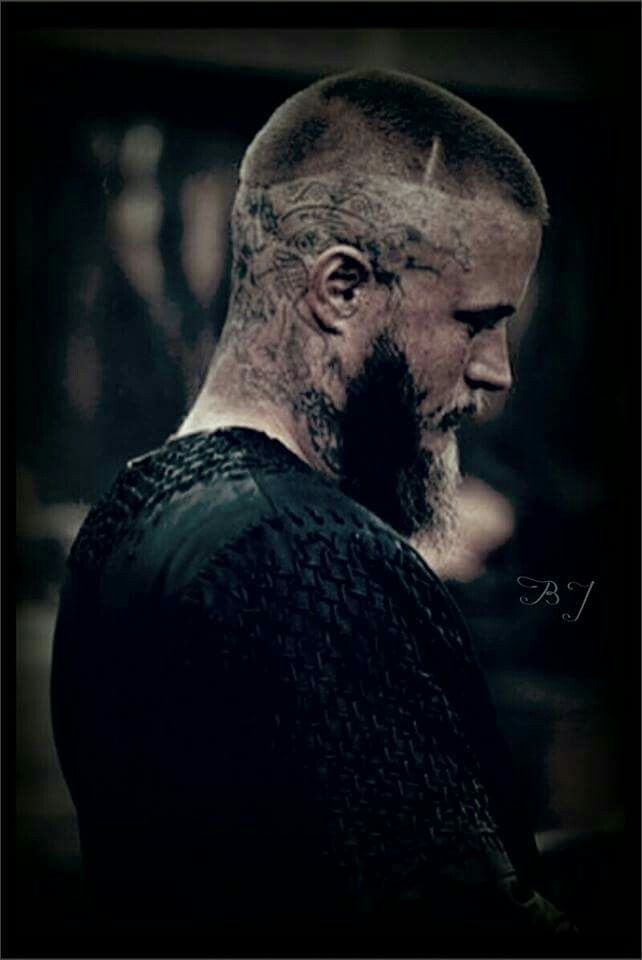 Travis Fimmel as Ragnar Lothbrok - Vikings