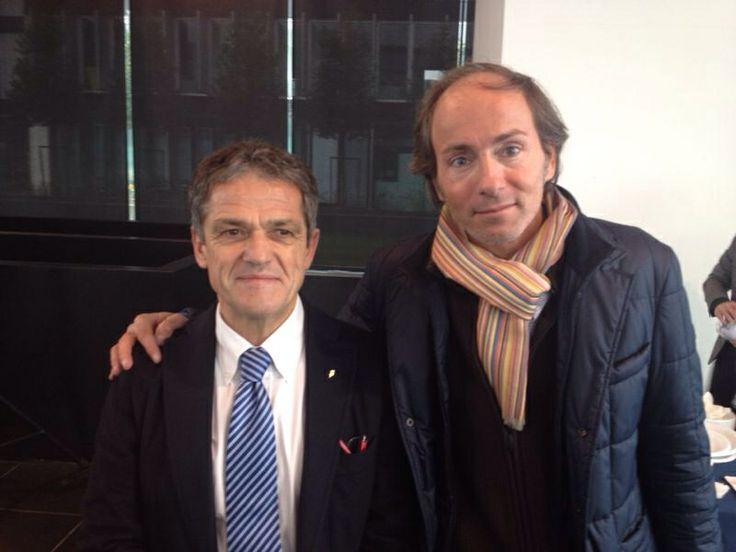 Con Ivo inizia la sfida per la città: Padova 2014