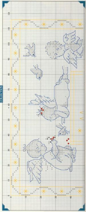 Gallery.ru / Фото #16 - Cross Stitch Collection 073 рождество 2001 - tymannost