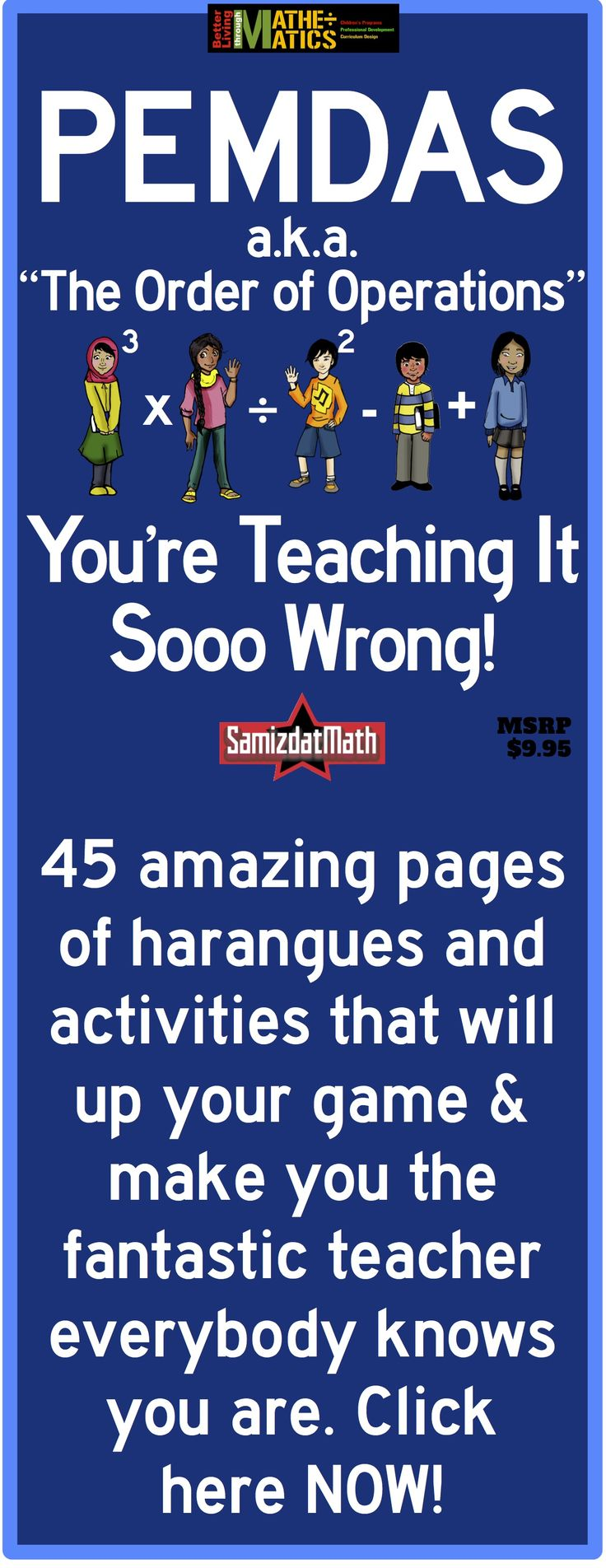 Classroom Organization Ideas Pictures ~ Order of operations pemdas you re teaching it sooooo