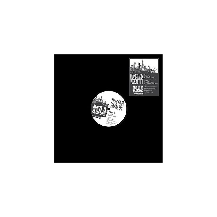 Planet Asia - Walking Out (Vinyl)
