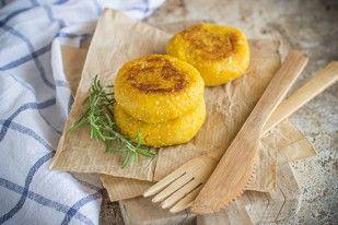 Burger di zucca e quinoa | Sarchio - prodotti Biologici, alimenti Senza Glutine e Integratori Alimentari