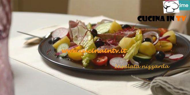 Insalata nizzarda ricetta Csaba da La classe di Csaba | Cucina in tv