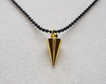 Best 25 guys necklaces ideas on pinterest diy necklaces for mens leather necklace w spike pendant cool guys necklace mozeypictures Images