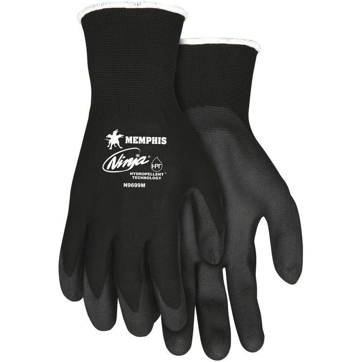 MCR Safety Ninja HPT Medium Size Safety Gloves