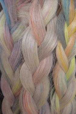 pastel braids - PatternBase
