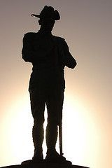 anzac soldier memorial silhouette - Google Search