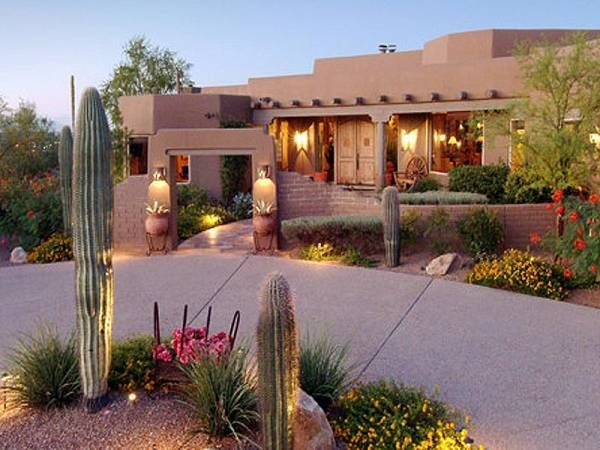 491 best Desert landscaping ideas images on Pinterest | Landscaping South West Backyard Ideas Exotic on south west design ideas, south west yard fence ideas, southwest courtyard ideas,