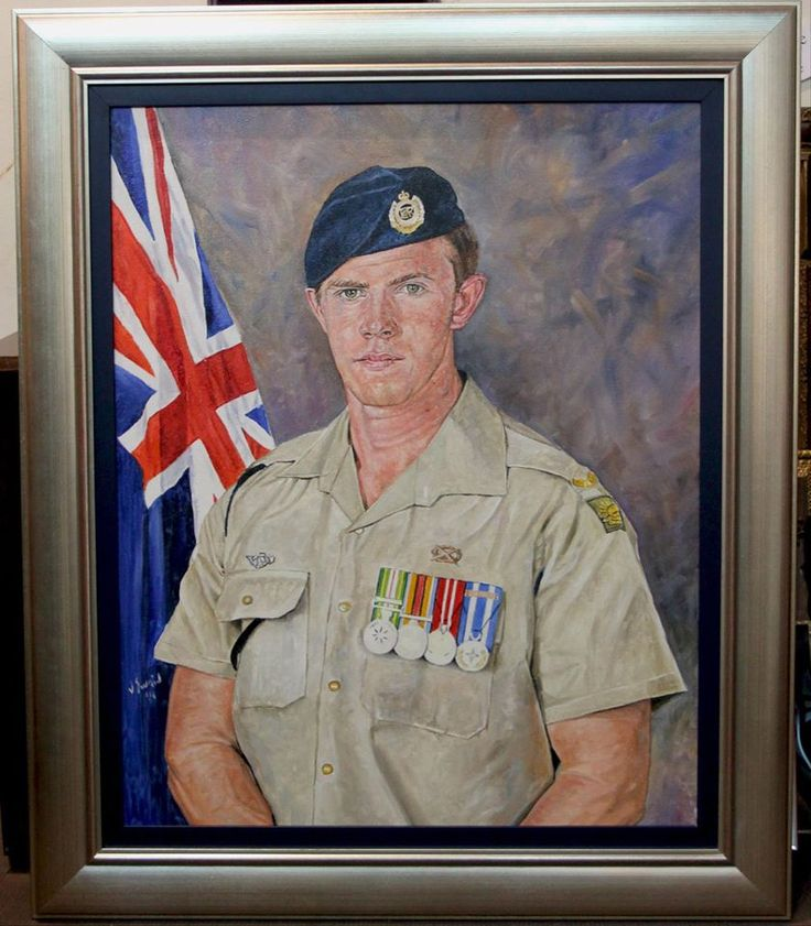 Rowan Robinson, 23, a sapper in the Sydney-based Incident Response Regiment serving with SOTG. Robinson was killed in action on 6 June 2011 during his second deployment to Afghanistan