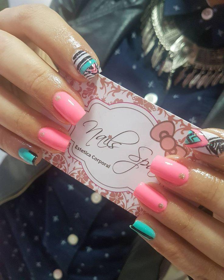 #nails #nails�� #uñas #spa #heart #love #nailsart #girls #virginal #angelical #masglo #sencillas #bogota #colombia #banderas #adriana #neon #manicure #hospitaldelasuñas #clinicadeuñas #lovenails http://misstagram.com/ipost/1543507071516270494/?code=BVro4DyB9-e