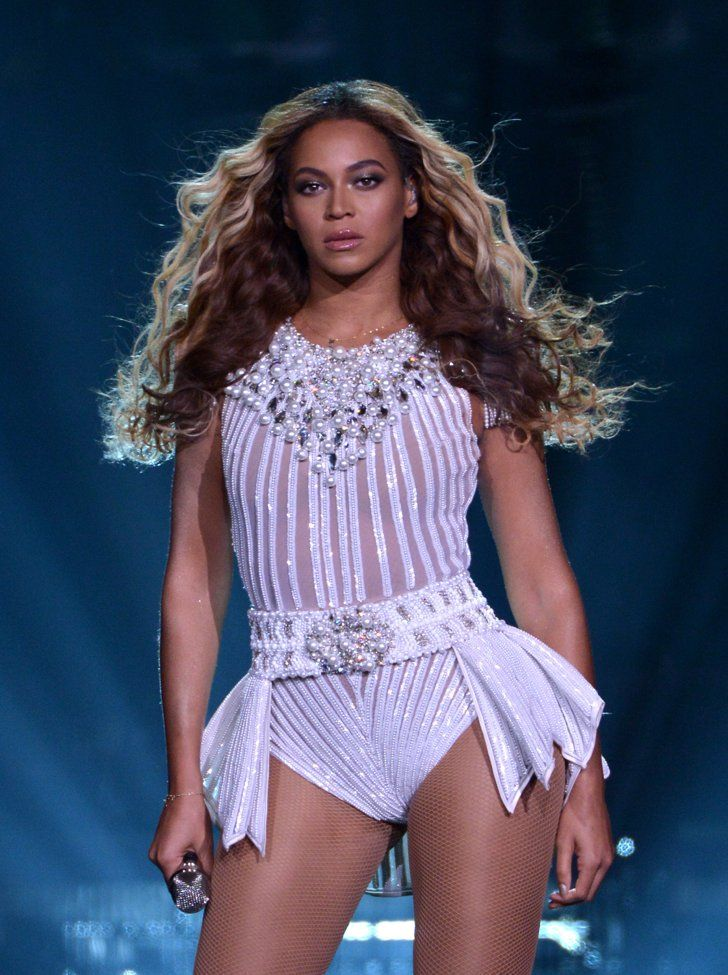 Pin for Later: 80+ Pictures That Prove Beyoncé Has Changed a Lot, but Not Really at All June 2013