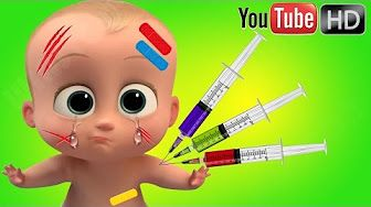 Baby Boss - Bad Naughty Baby Care Fun Play Time Bath Doctor Care Baby Games - Funny Videos For Kids - YouTube
