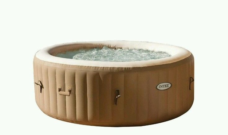 25 best ideas about jacuzzi intex on pinterest for Chauffage piscine intex