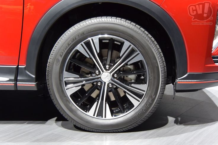 三菱 エクリプス クロス ジュネーブモーターショー2017 - carview! - 自動車