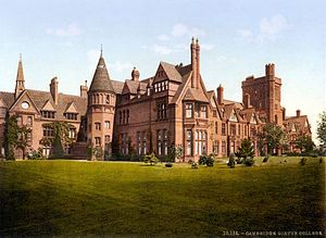 1869 Girton College for women founded at Cambridge, first students entered in 1870.