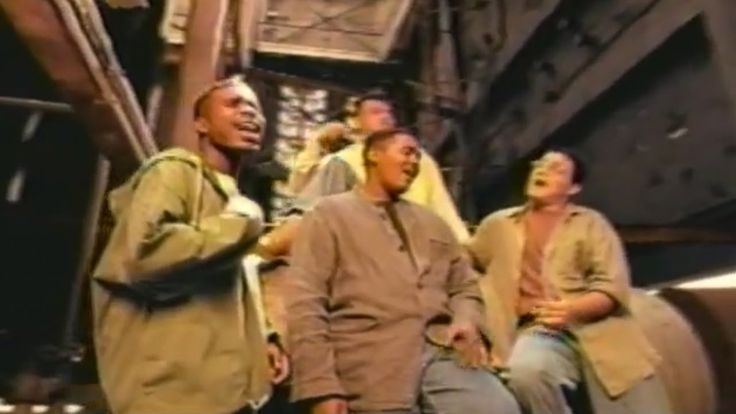 All-4-One - I Swear - It makes me laugh just to remember the comedy Just Friends (Apenas Amigos, em Português). Very funny, especially the beginning of the movie!