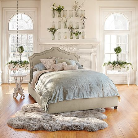 132 Best Bedrooms Images On Pinterest Bed Furniture