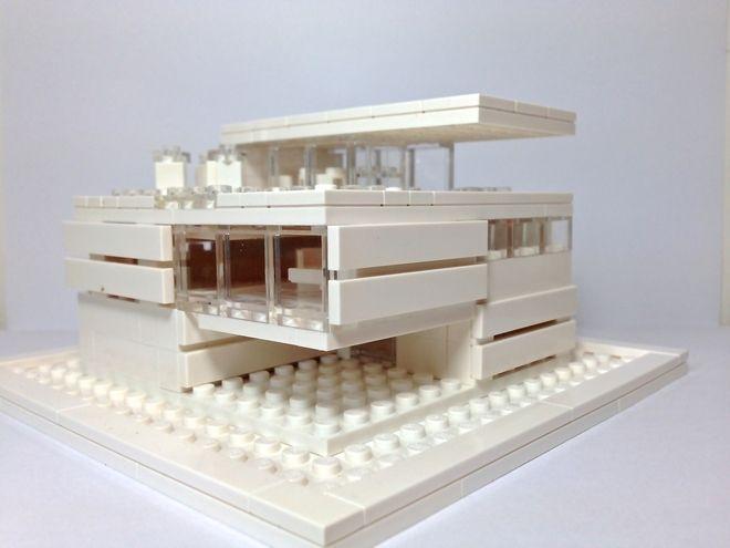 LEGO Ideas - Lego Architecture Studio Project