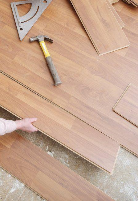 How To Remove Laminate Flooring
