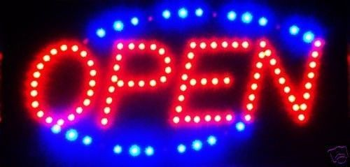 Neon-Light-Animated-Motion-Bright-LED-Open-Sign-Business-Signage-Barber-Shop-New