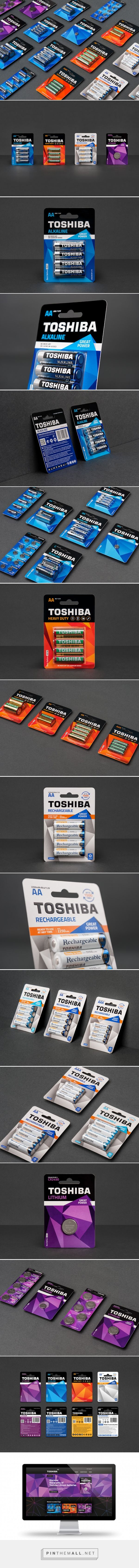 #Toshiba #Batteries For #European Market designed by NECON​ - http://www.packagingoftheworld.com/2015/06/toshiba-batteries-for-european-market.html