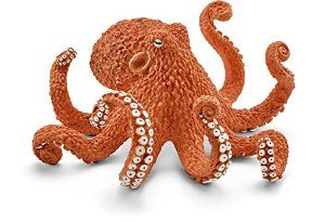 Amazon.com: Schleich North America Octopus Toy Figure: Toys & Games
