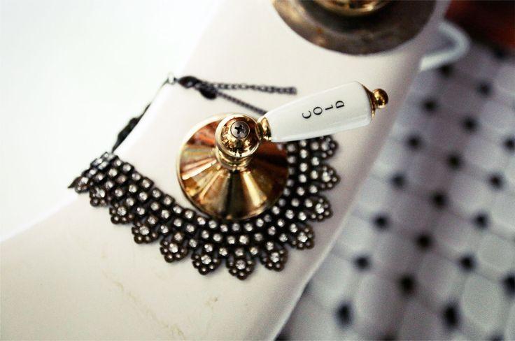 A 'Boudoir' inspired bracelet by Scotch & Soda