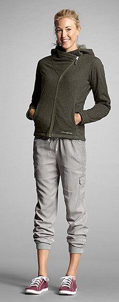 The best around town hoodie | #EddieBauer