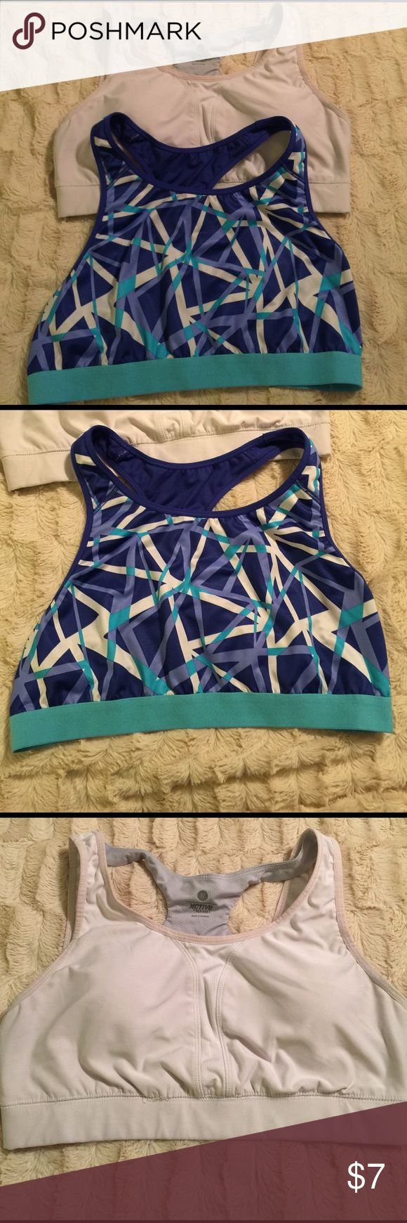 2 XL Old Navy sports bras 2 XL Old Navy sports bras Old Navy Intimates & Sleepwear Bras