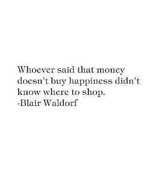 #BlairWaldorf