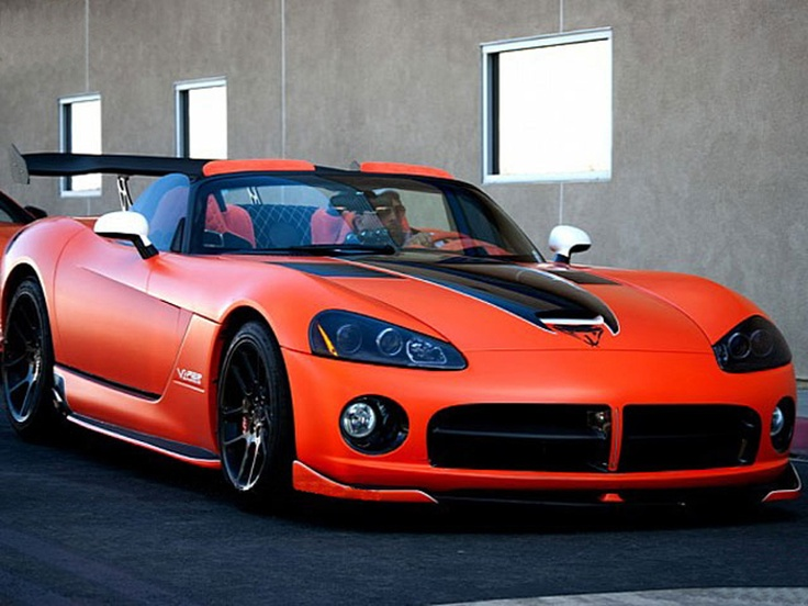 My ideal supercar.