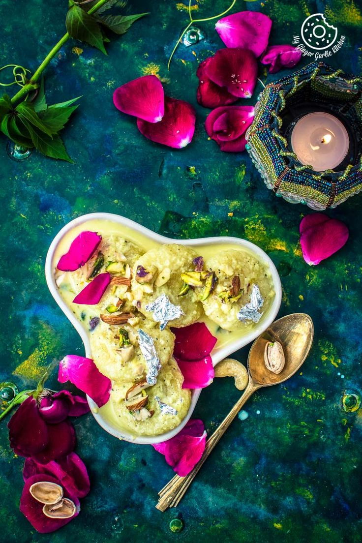 Rasmalai Recipe Indian sweets, Egg free desserts