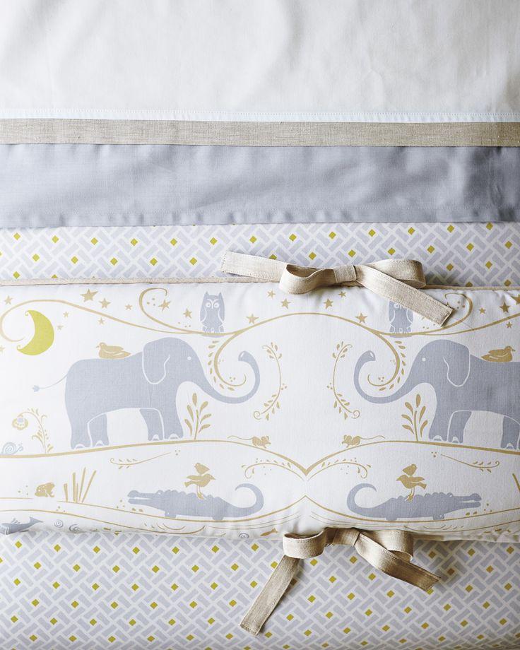 Baby Boy Cribs: Dylan Crib BumperDylan Crib Bumper