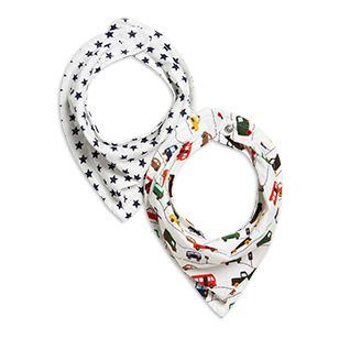 2-pack scarfs - Lindex