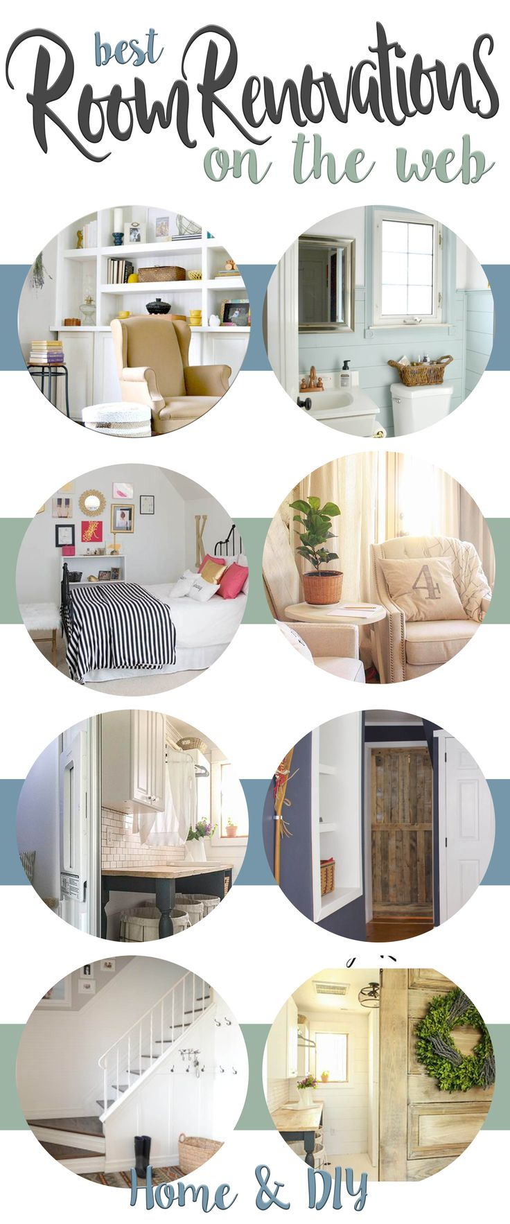 161 best ➳ Room Renovation Before and Afters images on Pinterest ...