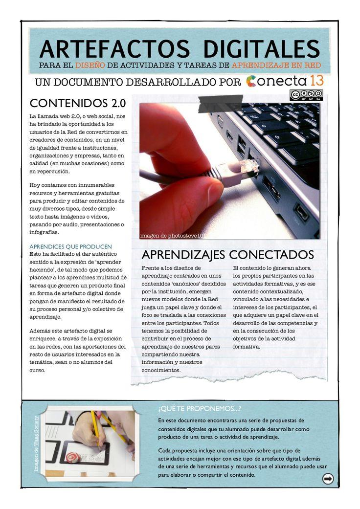CONTENIDOS 2.0 La llamada web 2.0, o web social, nos ha brindado la oportunidad a los usuarios de la Red de convertirnos e...