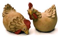 I love me some chickens!