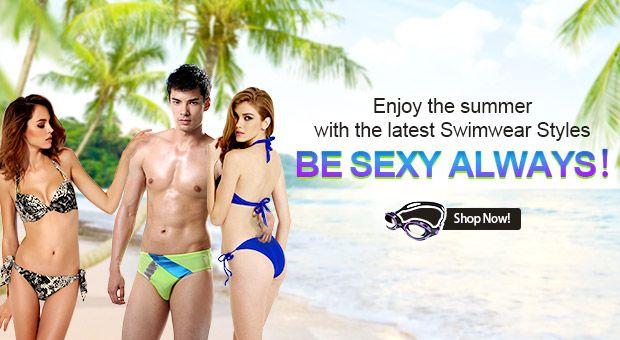 Enjoy the summer with the latest Swimwear Styles; Be SEXY Always!http://www.madeinchina.com/inspirations/sexy-swimwears-201507-44?utm_source=MIC&utm_medium=MIC1&utm_campaign=MIC20150723swimwears