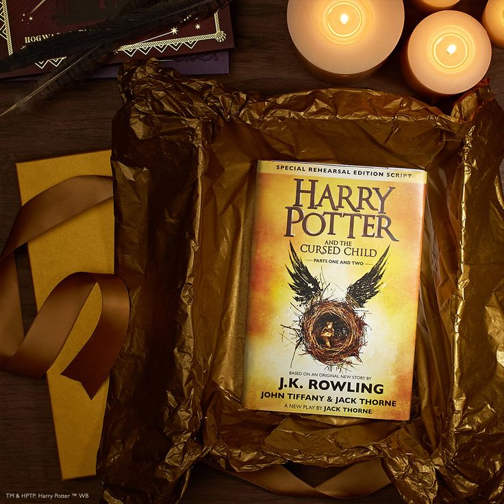 The wait is over! The magic continues in the eighth story of the Harry Potter series. Available now at Barnes & Noble! #HarryPotter