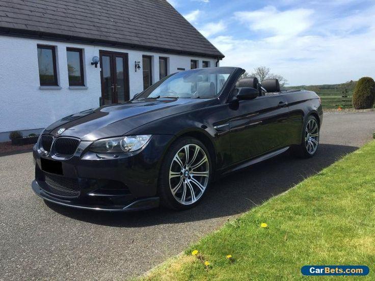 2008 BMW E93 M3 CONVERTIBLE 4.0 V8 49000 miles #bmw #e93m3 #forsale #unitedkingdom