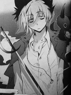 Imagen de servamp, manga, and sleepy ash